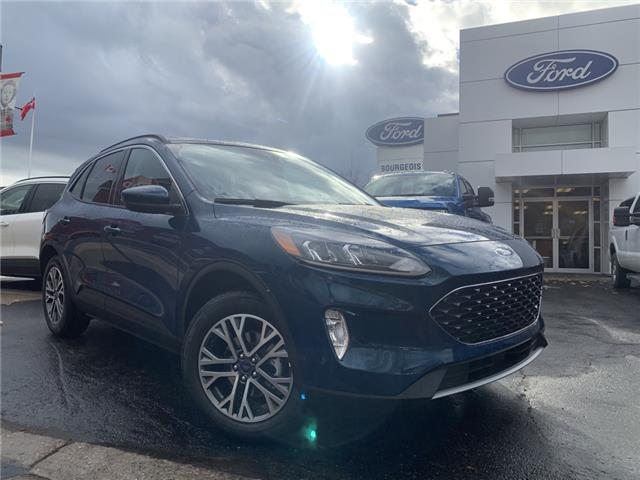 2020 Ford Escape SEL (Stk: 020221) in Parry Sound - Image 1 of 18
