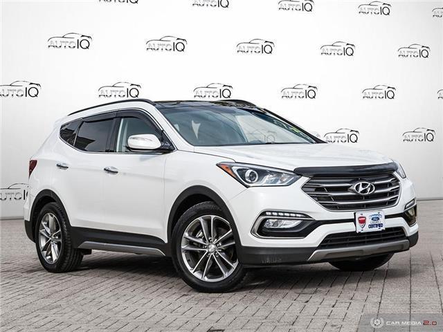 2017 Hyundai Santa Fe Sport 2.0T SE (Stk: U0605A) in Barrie - Image 1 of 27