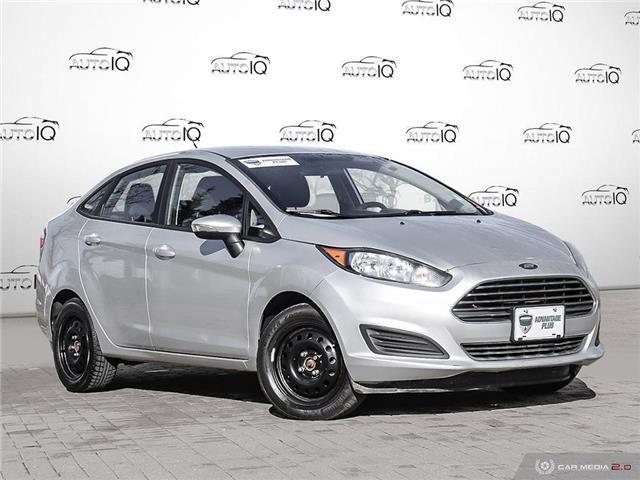 2015 Ford Fiesta SE (Stk: U1043AX) in Barrie - Image 1 of 24