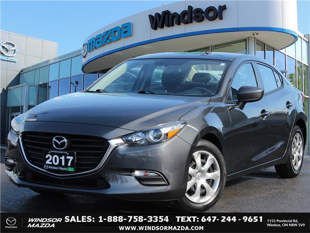 2017 Mazda Mazda3 GX (Stk: PR0731) in Windsor - Image 1 of 23