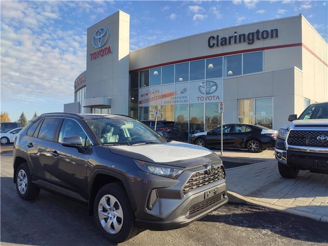 2021 Toyota RAV4 LE (Stk: 21138) in Bowmanville - Image 1 of 7