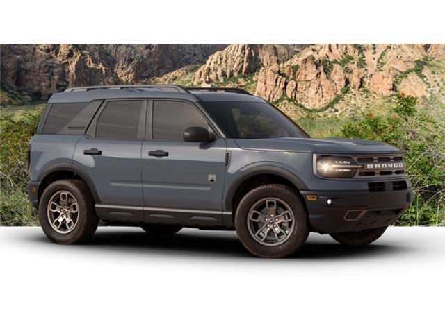 2021 Ford Bronco Sport Big Bend (Stk: Bronco Sport Big Bend) in Ottawa - Image 1 of 1