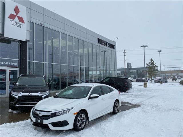 2018 Honda Civic LX (Stk: BM3956) in Edmonton - Image 1 of 20