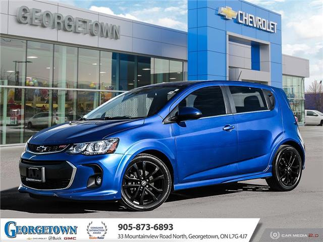 2017 Chevrolet Sonic Premier Auto (Stk: 24780) in Georgetown - Image 1 of 29