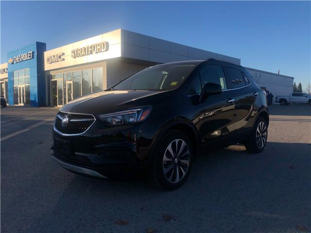 2021 Buick Encore Preferred (Stk: T3884) in Stratford - Image 1 of 1