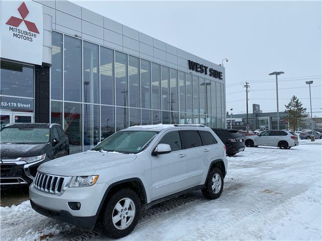 2012 Jeep Grand Cherokee Laredo (Stk: KH7209) in Edmonton - Image 1 of 21