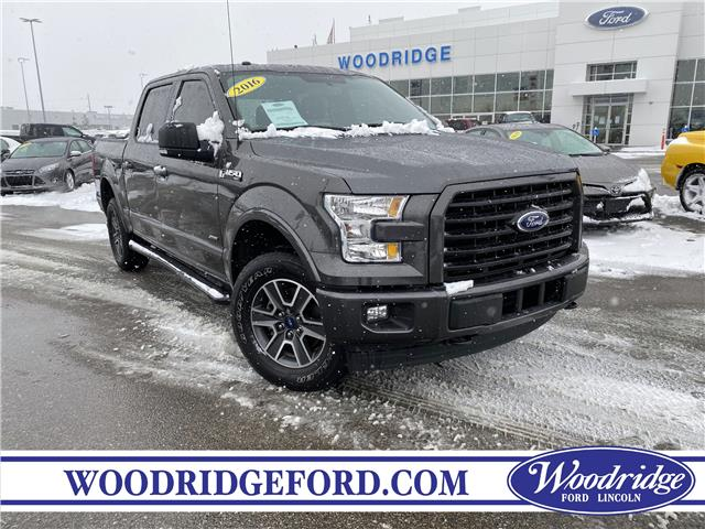 2016 Ford F-150 XLT (Stk: L-1136A) in Calgary - Image 1 of 20