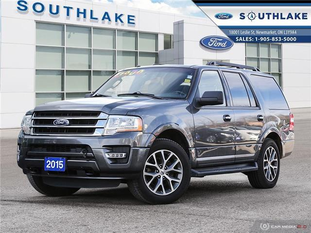 2015 Ford Expedition XLT (Stk: P51450) in Newmarket - Image 1 of 27