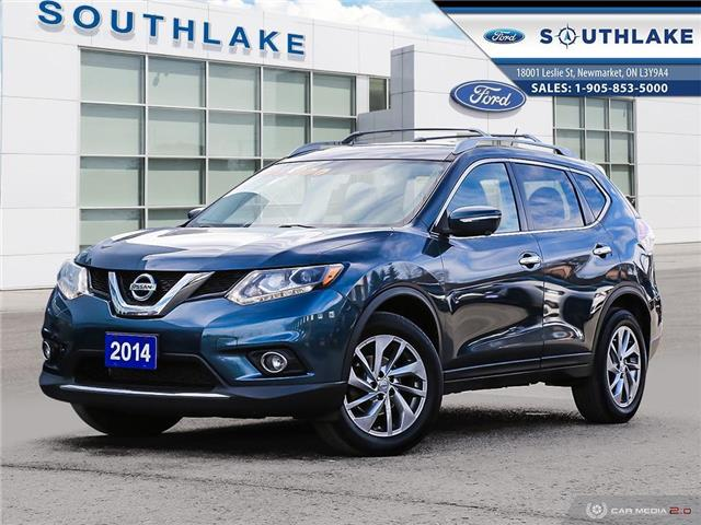2014 Nissan Rogue SV (Stk: P51445) in Newmarket - Image 1 of 27