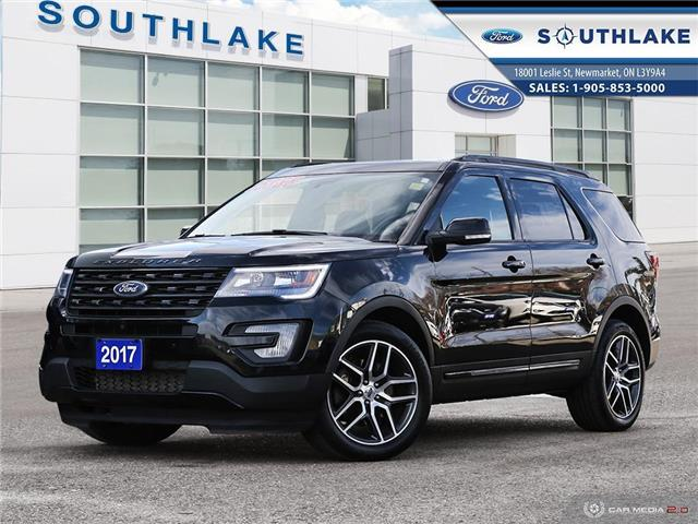 2017 Ford Explorer Sport (Stk: 30702A) in Newmarket - Image 1 of 27
