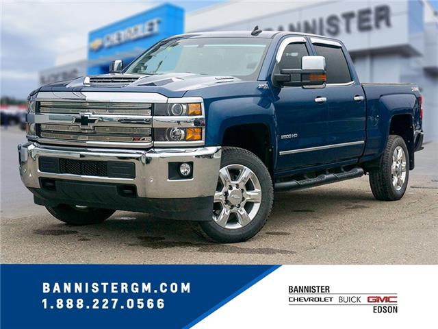 2018 Chevrolet Silverado 2500HD LTZ (Stk: 20-007A) in Edson - Image 1 of 17