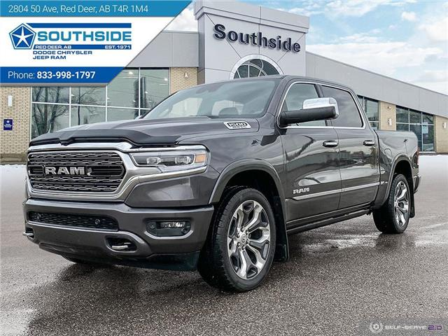 2019 RAM 1500 Limited (Stk: WD19138A) in Red Deer - Image 1 of 25