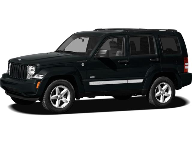 2011 Jeep Liberty Limited Edition (Stk: 8371) in Lethbridge - Image 1 of 1