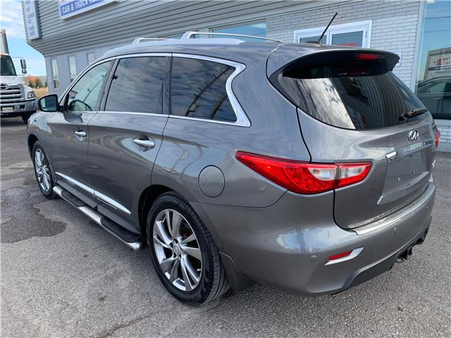 2015 Infiniti QX60 Base (Stk: ) in Pickering - Image 1 of 25