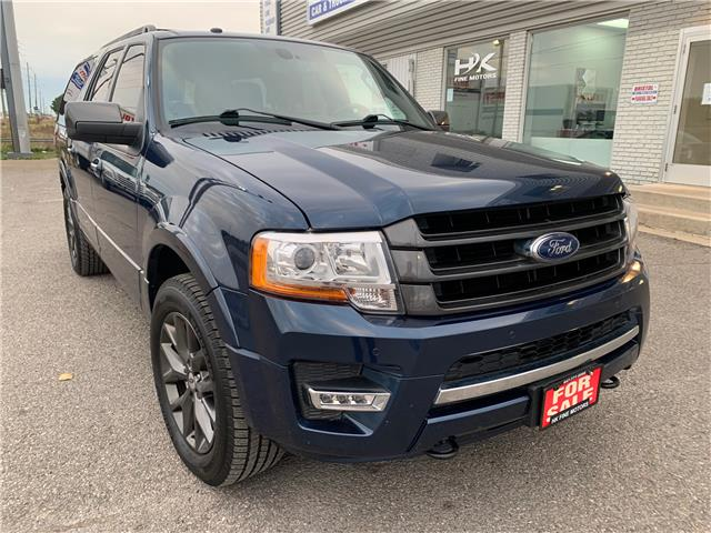 2017 Ford Expedition Max Limited (Stk: Hk6002) in Pickering - Image 1 of 19