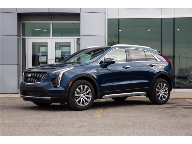 2021 Cadillac XT4 Premium Luxury (Stk: M0131) in Trois-Rivières - Image 1 of 28