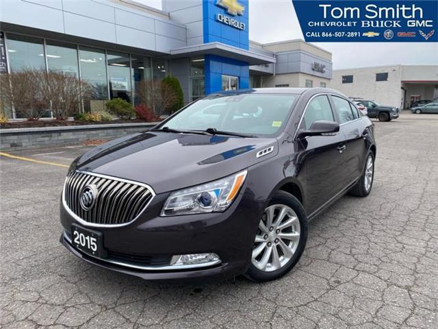 2015 Buick LaCrosse Leather (Stk: 200667A) in Midland - Image 1 of 20