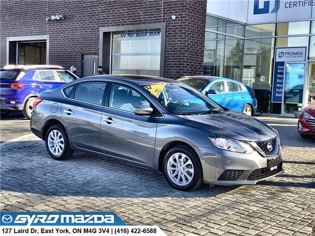 2017 Nissan Sentra 1.8 SV (Stk: 30099A) in East York - Image 1 of 29