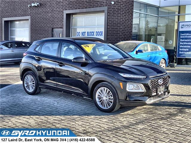 2019 Hyundai Kona 2.0L Preferred (Stk: H6063A) in Toronto - Image 1 of 28