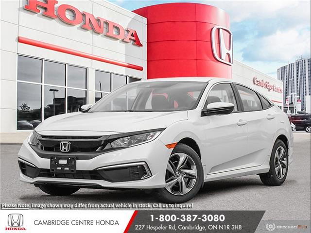 2021 Honda Civic LX (Stk: 21365) in Cambridge - Image 1 of 24