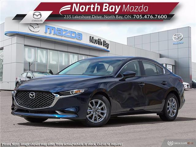 2021 Mazda Mazda3 GS (Stk: 2161) in North Bay - Image 1 of 23
