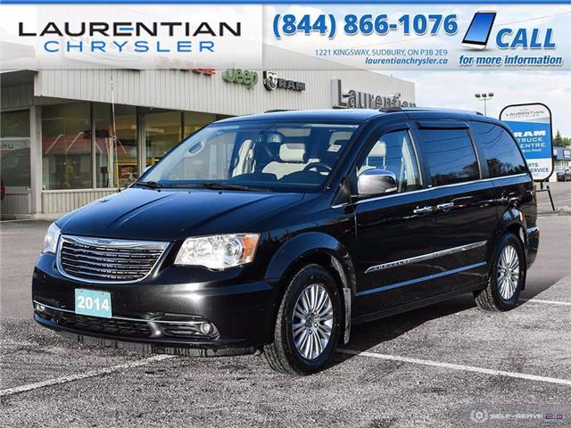 2014 Chrysler Town & Country Limited (Stk: 20499A) in Sudbury - Image 1 of 34