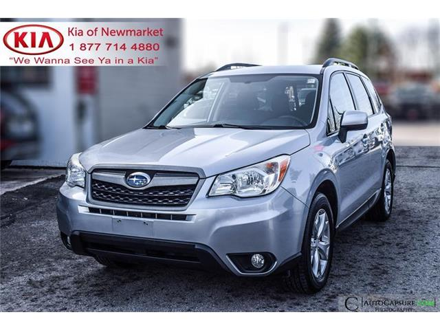 2014 Subaru Forester 2.5i (Stk: 210071A) in Newmarket - Image 1 of 22