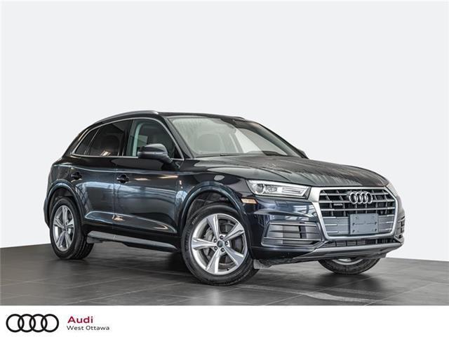 2018 Audi Q5 2.0T Progressiv (Stk: PM685) in Nepean - Image 1 of 20