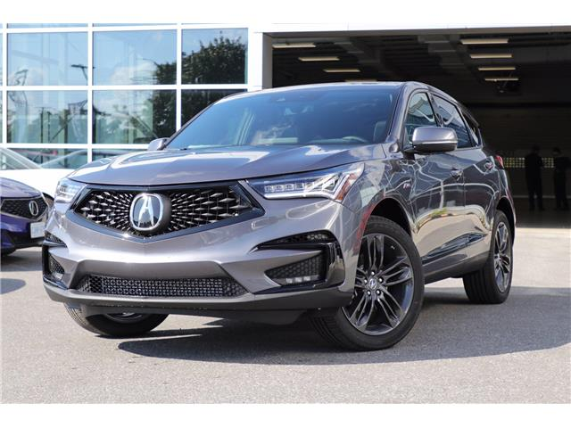 2021 Acura RDX A-Spec (Stk: 19424) in Ottawa - Image 1 of 30