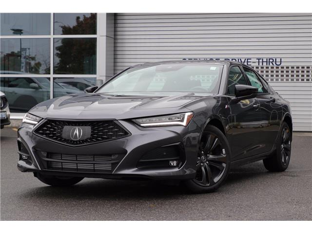 2021 Acura TLX A-Spec (Stk: 19418) in Ottawa - Image 1 of 30