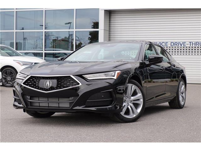 2021 Acura TLX Tech (Stk: 19417) in Ottawa - Image 1 of 30