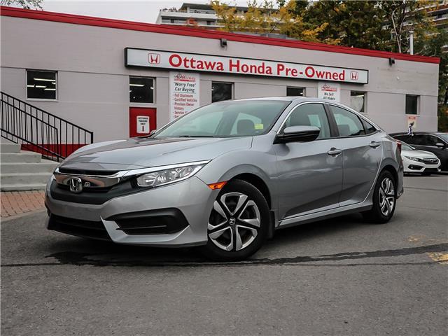 2016 Honda Civic LX (Stk: H84011) in Ottawa - Image 1 of 26