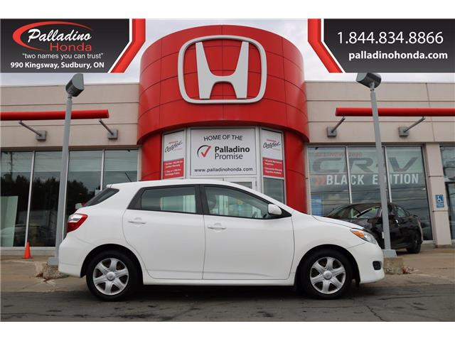 2009 Toyota Matrix XR (Stk: 22810A) in Greater Sudbury - Image 1 of 21