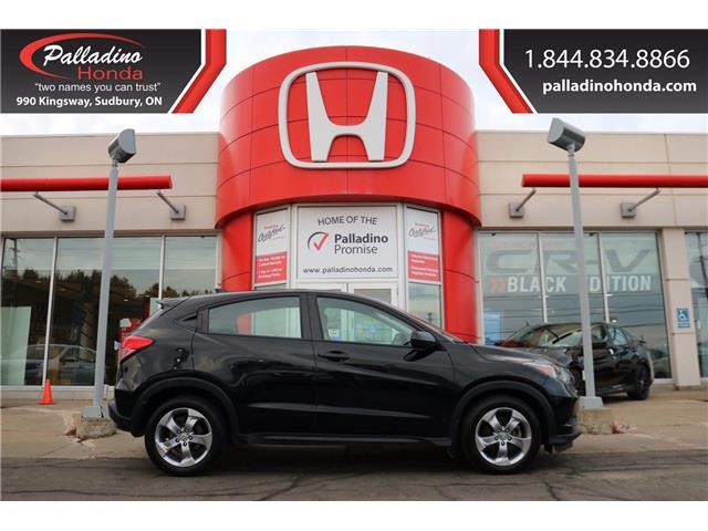 2017 Honda HR-V LX (Stk: 22785A) in Greater Sudbury - Image 1 of 33