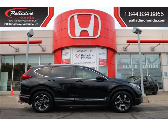 2017 Honda CR-V Touring (Stk: 22804A) in Greater Sudbury - Image 1 of 39