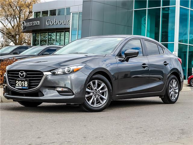2018 Mazda Mazda3 GS (Stk: 21034A) in Cobourg - Image 1 of 28