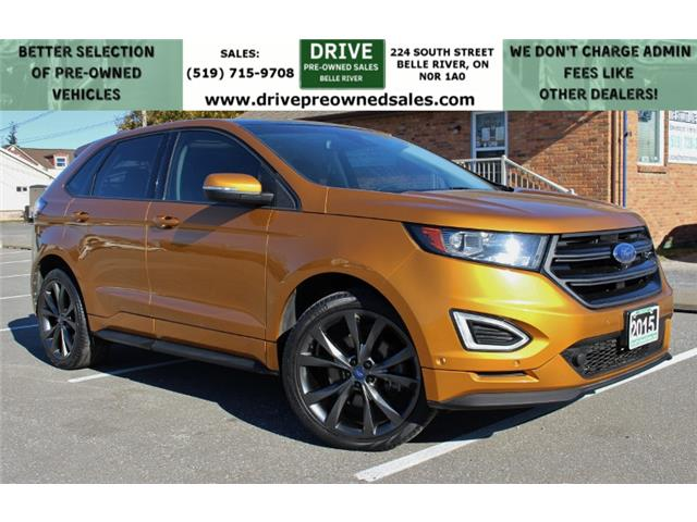 2015 Ford Edge Sport (Stk: D0309) in Belle River - Image 1 of 29