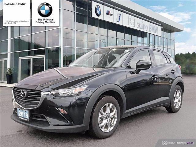 2019 Mazda CX-3 GS (Stk: BC0012) in Sudbury - Image 1 of 23