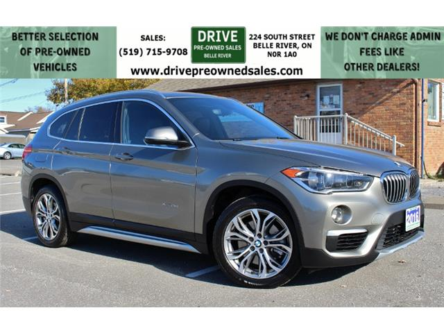 2016 BMW X1 xDrive28i (Stk: D0315) in Belle River - Image 1 of 27