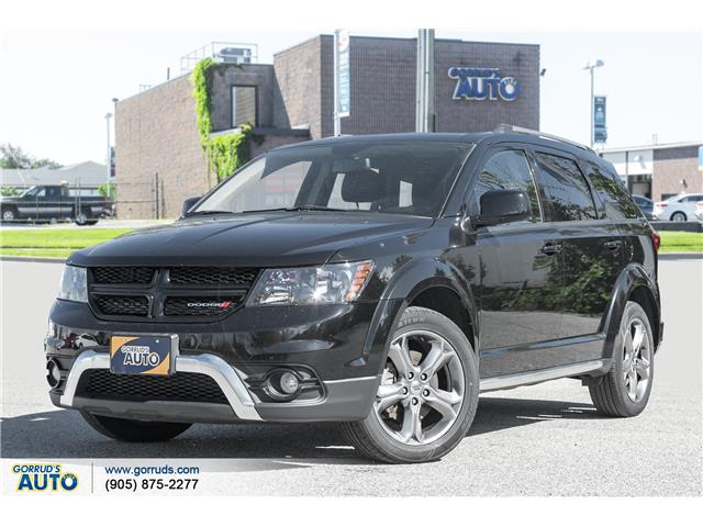 2018 Dodge Journey Crossroad (Stk: 172712A) in Milton - Image 1 of 19