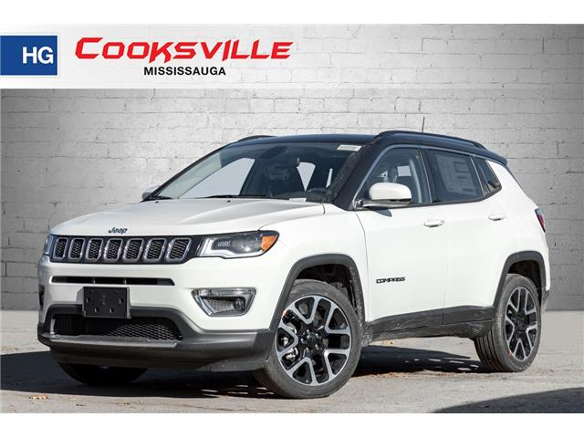 2021 Jeep Compass Limited (Stk: MT528948) in Mississauga - Image 1 of 21