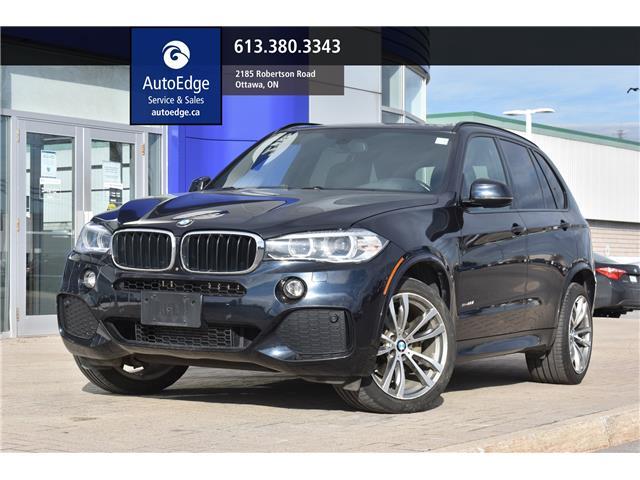 2014 BMW X5 35i (Stk: A0404) in Ottawa - Image 1 of 28