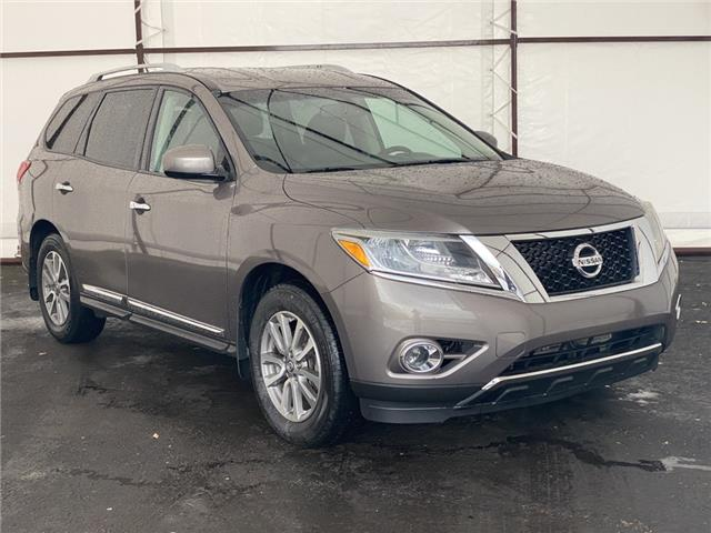 2014 Nissan Pathfinder SL (Stk: 17109AZO) in Thunder Bay - Image 1 of 18
