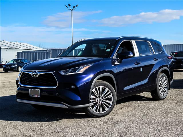 2021 Toyota Highlander Limited (Stk: 15077) in Waterloo - Image 1 of 19