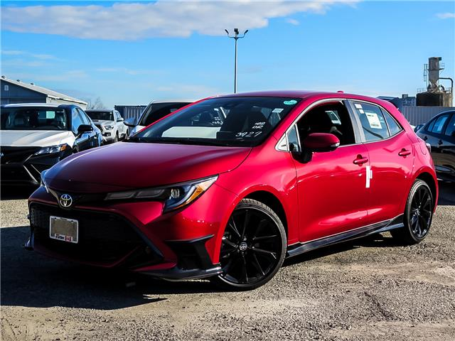 2021 Toyota Corolla Hatchback  (Stk: 12009) in Waterloo - Image 1 of 18