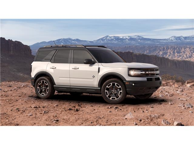 2021 Ford Bronco Sport Outer Banks (Stk: Bronco Sport Outer Banks ) in Ottawa - Image 1 of 1