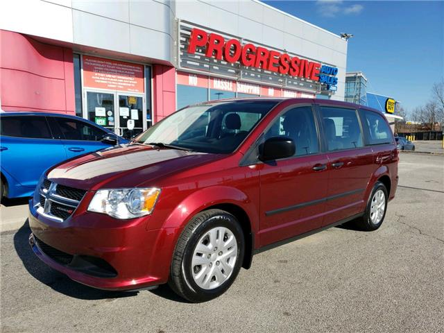2017 Dodge Grand Caravan CVP/SXT (Stk: HR874207) in Sarnia - Image 1 of 20