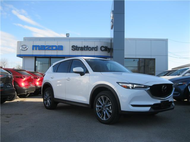 2021 Mazda CX-5 GT (Stk: 21034) in Stratford - Image 1 of 13