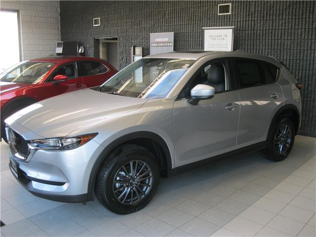 2021 Mazda CX-5 GS (Stk: 21012) in Stratford - Image 1 of 8