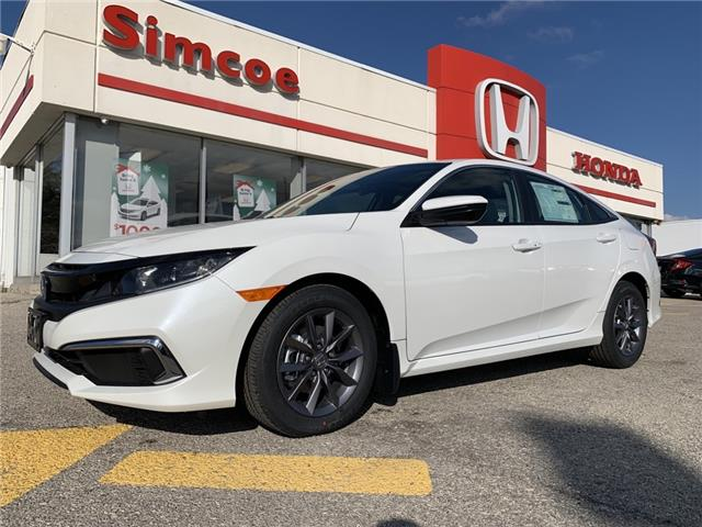 2021 Honda Civic EX (Stk: 21005) in Simcoe - Image 1 of 19